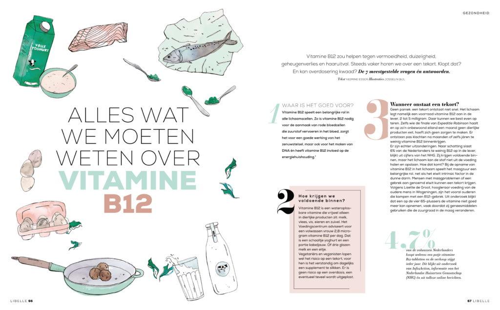 Libelle: vitamine b12