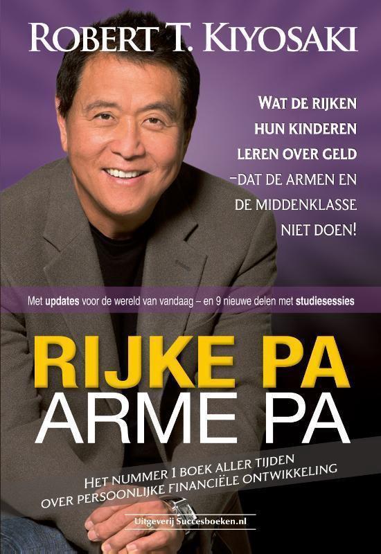 Freelance lessen uit het boek 'Rijke pa, arme pa' van Robert T. Kiyosaki